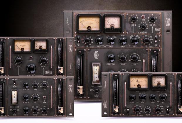 Studio Zarma acustica audio desert hardware decca console modeling plug-in software luca pilla audiofader