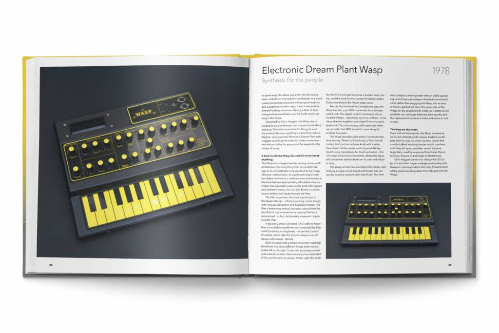 electronic dream plant wasp synth gems 1 review recensione opinion libri sintetizzatori luca pilla audiofader