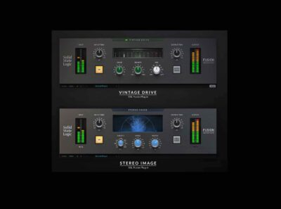 SSL Fusion Stereo Image plug-in audio software daw mixing solid state logic audiofader