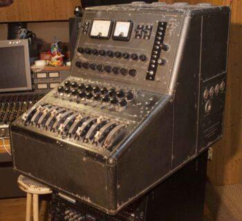 Studio Zarma sodi intervista acustica audio desert hardware decca console modeling plug-in software luca pilla audiofader