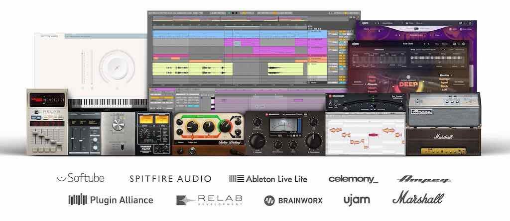 Universal Audio Volt 176 276 476 interfaccia audio mobile iphone ipad pc mac hardware home studio recording midiware audiofader