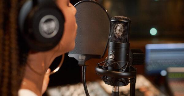 Warm Audio WA-8000 microfono condensatore valvolare studio recording pro audio sony c800 midiware