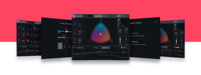 iZotope Neoverb riverbero reverb plug-in audio mixing midiware audiofader test review recensione andrea scansani