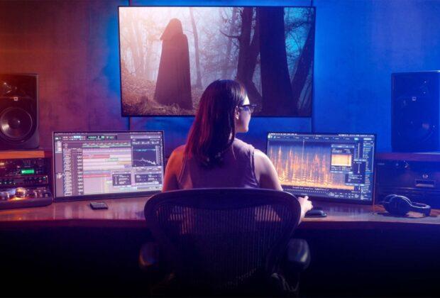 iZotope RX9 audio restore restoration post produzione editing audio pro software daw plug-in midiware audiofader